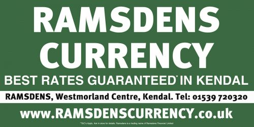 Ramsdens Currency